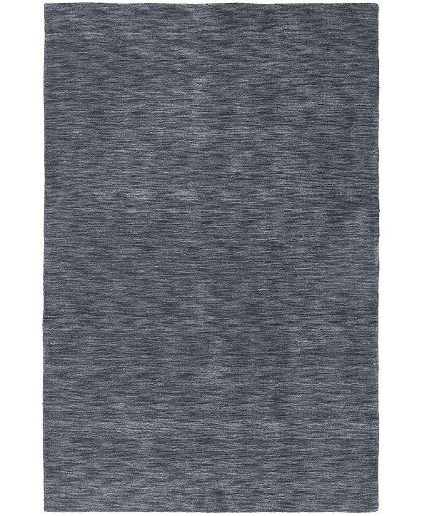 Kaleen Renaissance Renaissance-00 Charcoal 8' x 11' Area Rug