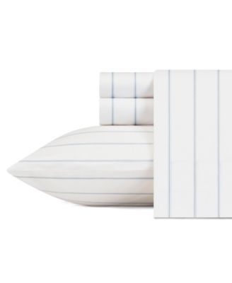 Cotton Percale Sheet Set, Twin