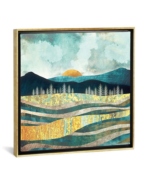 """iCanvas Late Summer by Spacefrog Designs Gallery-Wrapped Canvas Print - 26"""" x 26"""" x 0.75"""""""