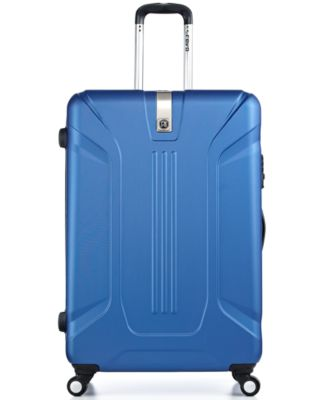"CLOSEOUT! Revo Suitcase, 24"" Connect Rolling Hardside Spinner Upright"