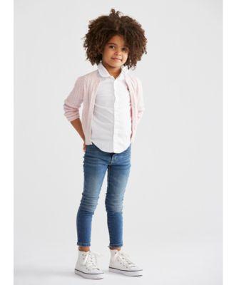 Toddler Girls Aubrie Denim Leggings