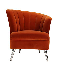 Moe's Home Collection Layan Right Accent Chair