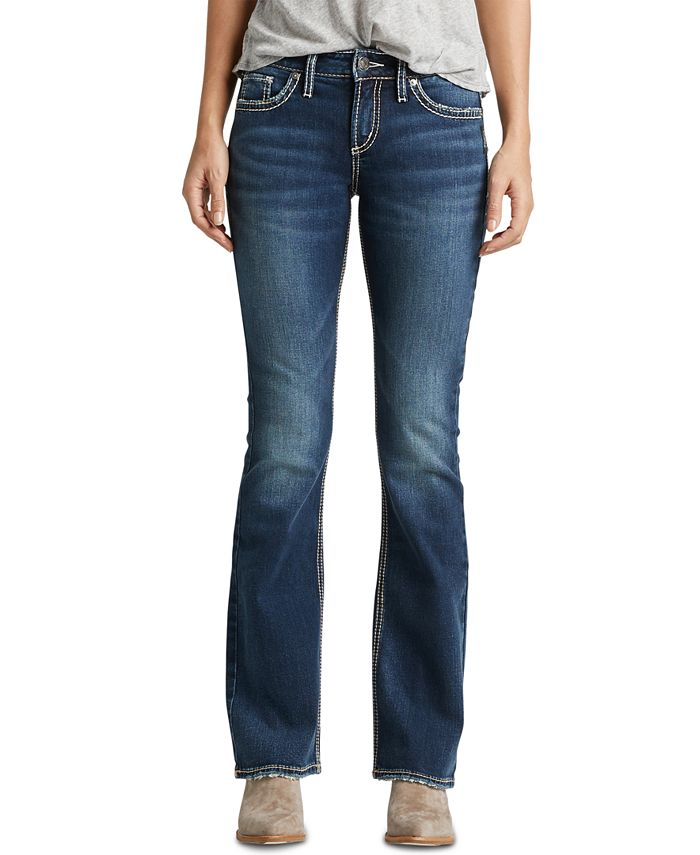 Silver Jeans Co. - Suki Bootcut Jeans