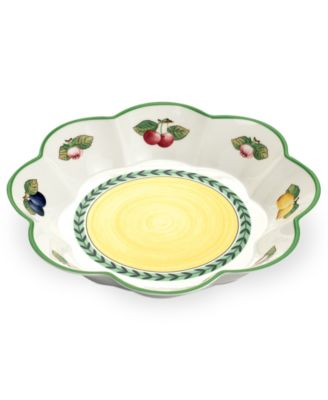 Villeroy & Boch Dinnerware, French Garden Charm Large Bowl