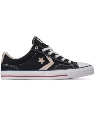 Star Player Low Top Casual Sneakers