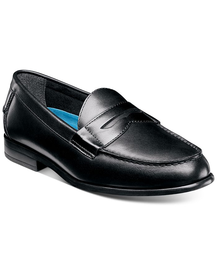 Nunn Bush - Men's Drexel Penny Loafers with KORE Comfort Technology