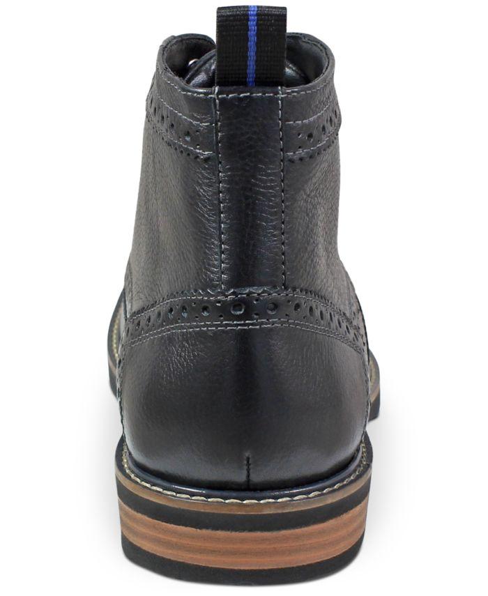 Nunn Bush Men's Odell Wingtip Chukka Boots & Reviews - All Men's Shoes - Men - Macy's