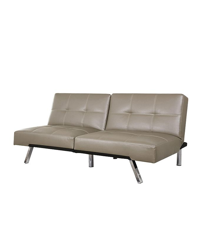 "Furniture - Nina 70"" Convertible Sofa, Quick Ship"