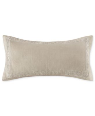 "Echo Odyssey 10"" x 20"" Oblong Decorative Pillow"