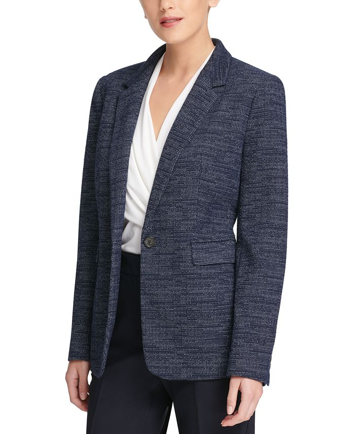 DKNY - One-Button Jacket