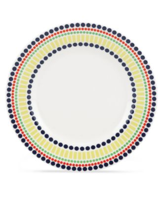 kate spade new york Dinnerware, Hopscotch Drive Party Plate