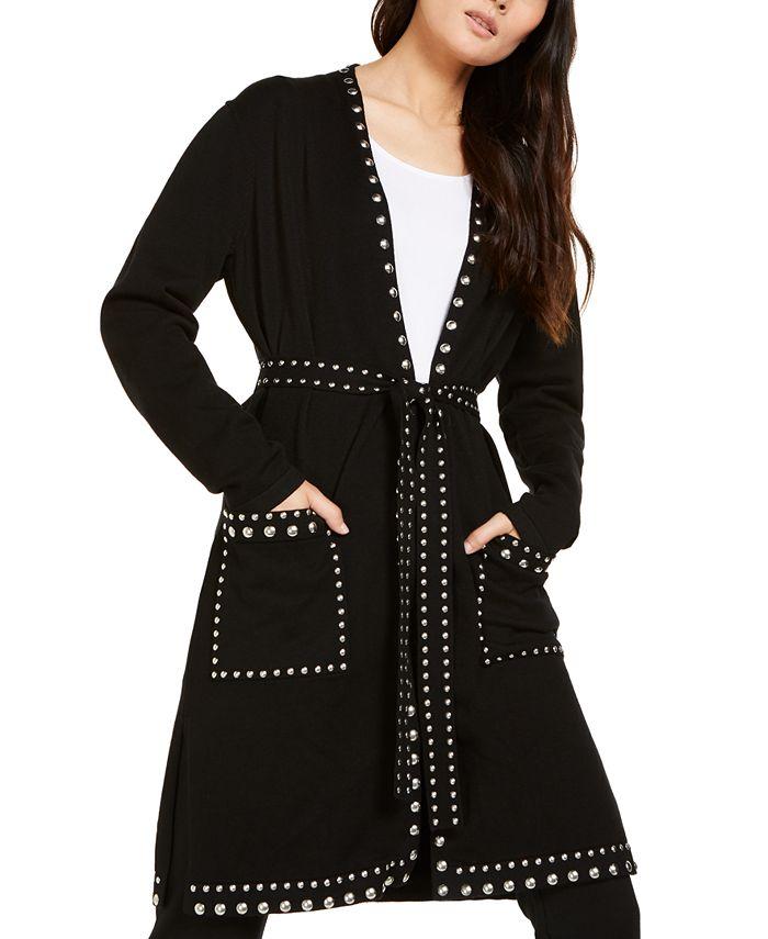 INC International Concepts - Studded Cardigan