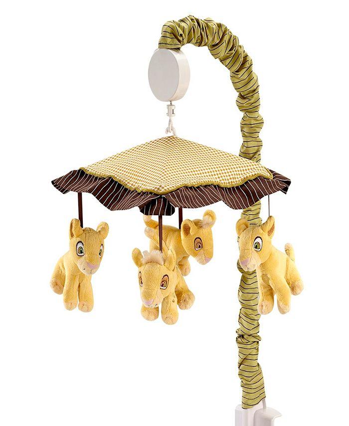 Disney - Lion King Simba's Wild Adventure Musical Mobile