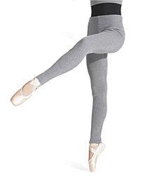 Capezio Ribbed Sweater Knit Legging