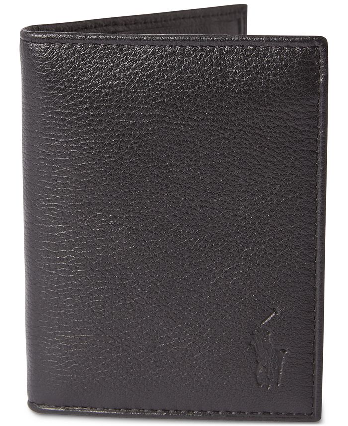 Polo Ralph Lauren - Men's Pebbled Leather Billfold