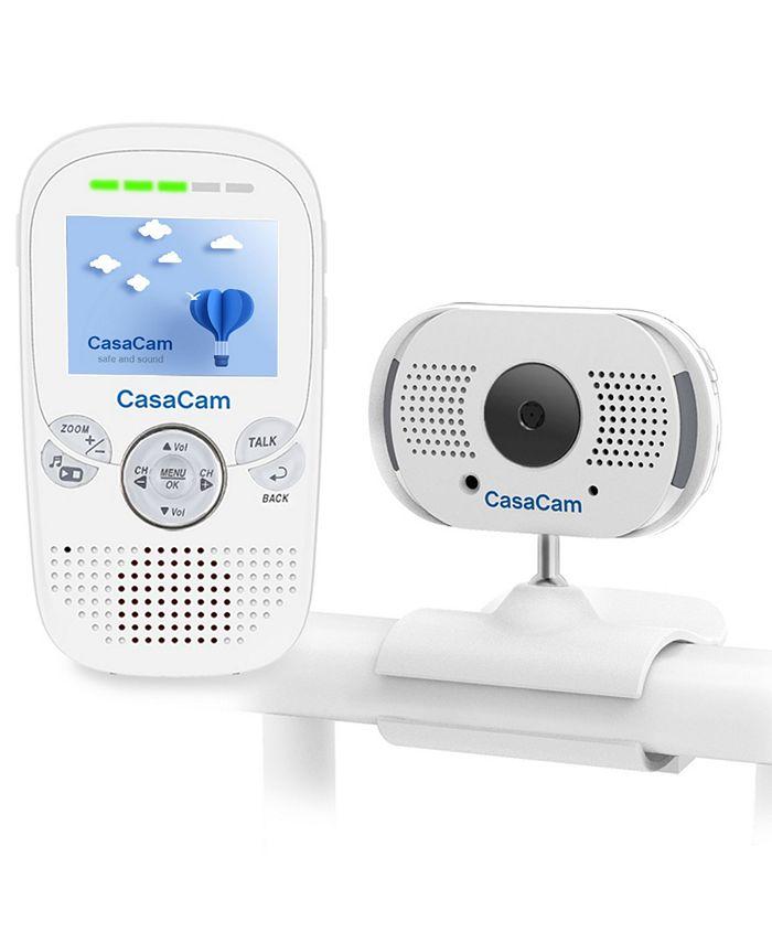 "CasaCam - Baby Monitor with 2.3"" Display"