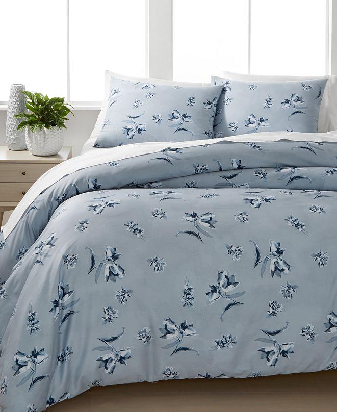 Calvin Klein Tulip King Comforter Set