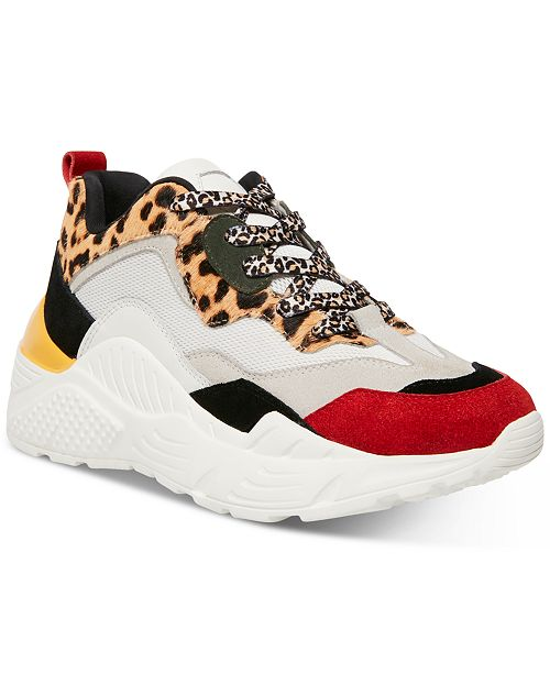 Steve Madden Women's Antonia Chunky Sneakers & Reviews - Athletic Shoes & Sneakers - Shoes - Macy's