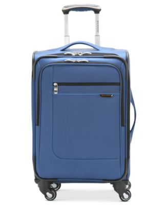 """CLOSEOUT! Ricardo Sausalito 2.0 20"""" Carry On Expandable Spinner Suitcase"""