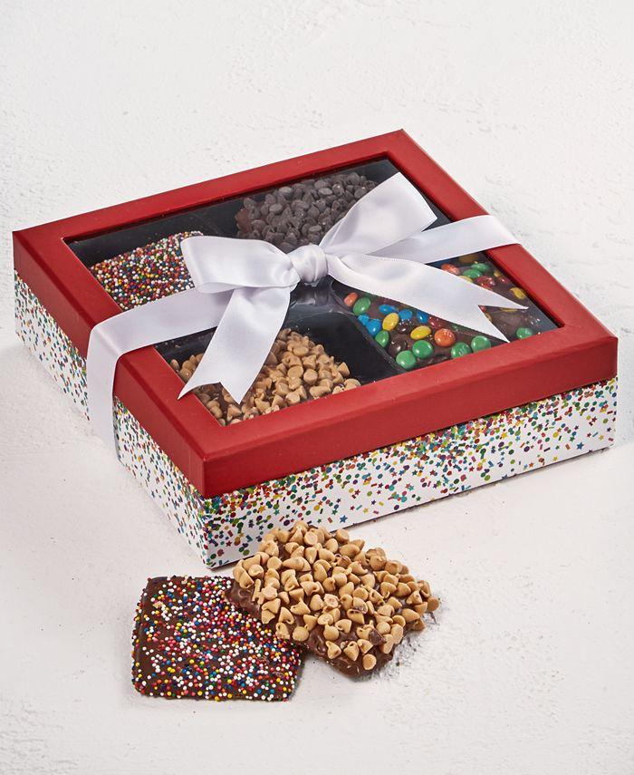 Chocolate Works - 12-Pc. Pretzels & Graham Crackers Gift Box