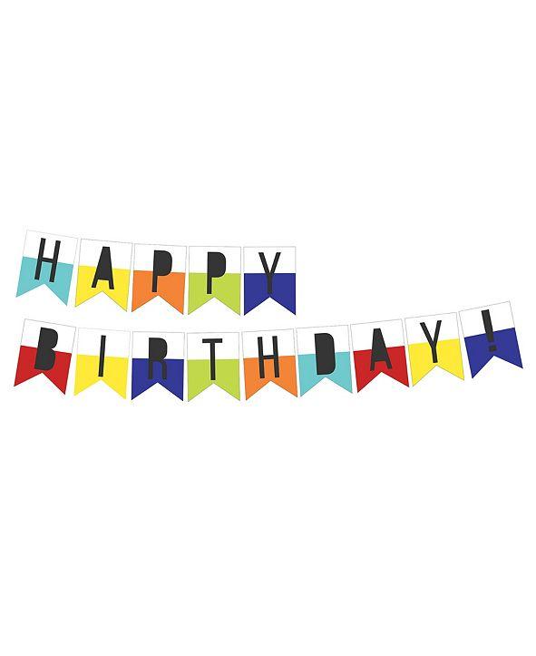 WallPops Happy Birthday Wall Art Kit