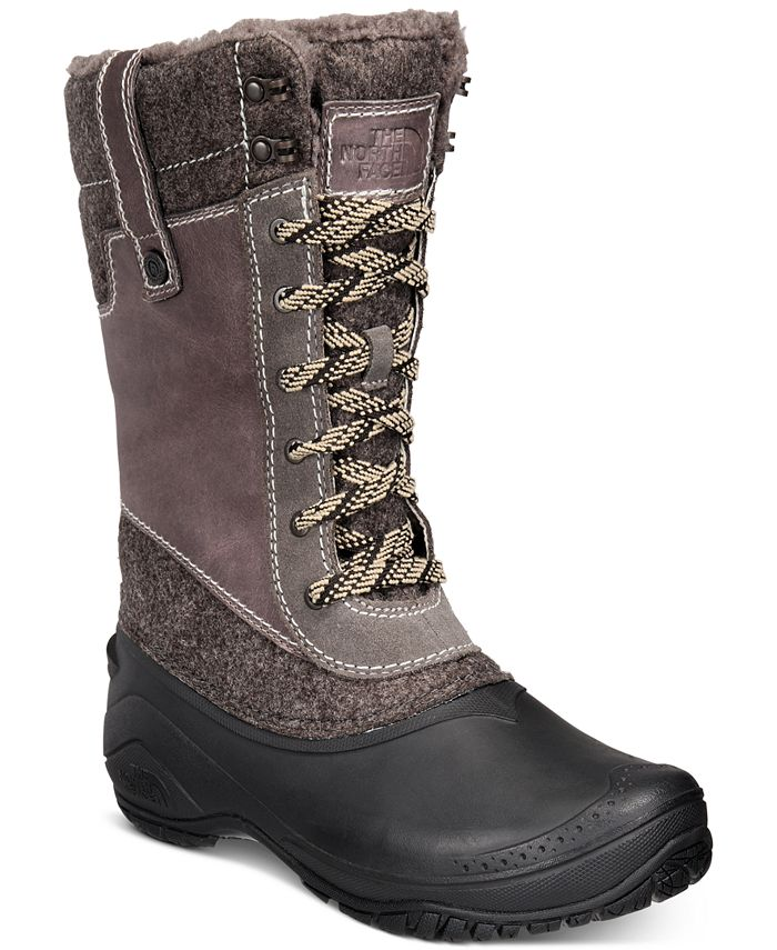 The North Face - Women's Shellista III Mid Boots