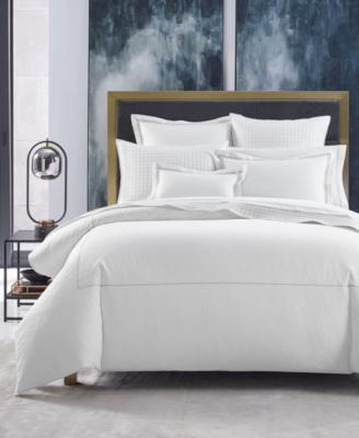 Italian Percale Twin Duvet Cover, Created for Macy's