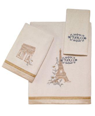 Paris Botanique Fingertip Towel