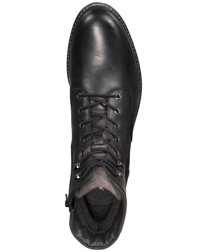 Alfani Men's Syd Leather Casual Boots, Created for Macy's & Reviews - All Men's Shoes - Men - Macy's