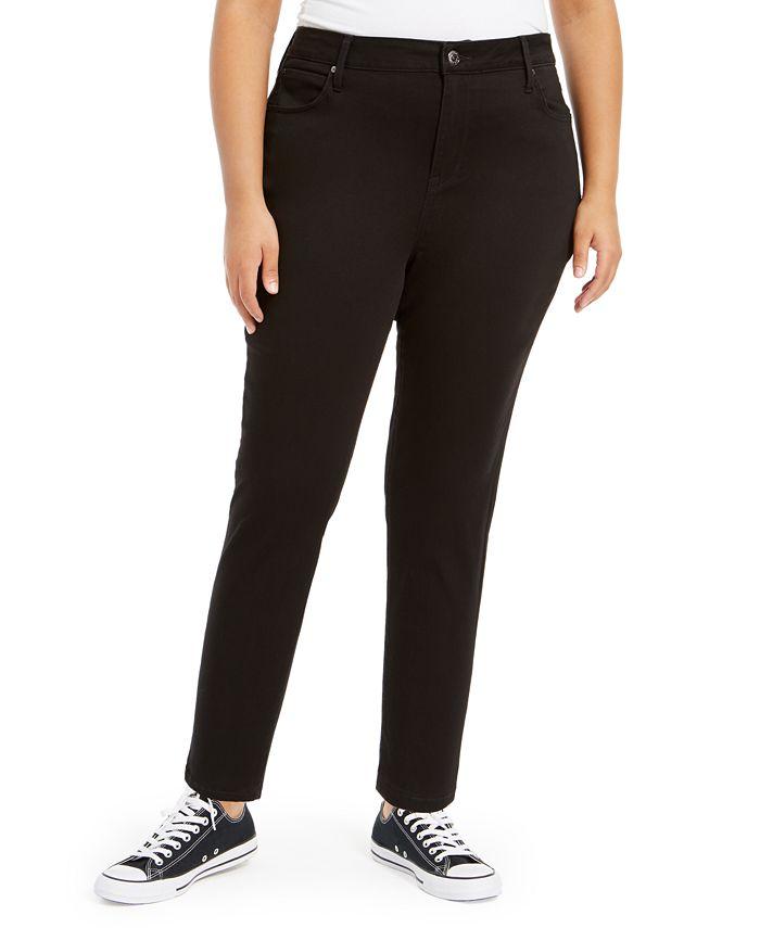 Seven7 Jeans - Trendy Plus Size Skinny Pants