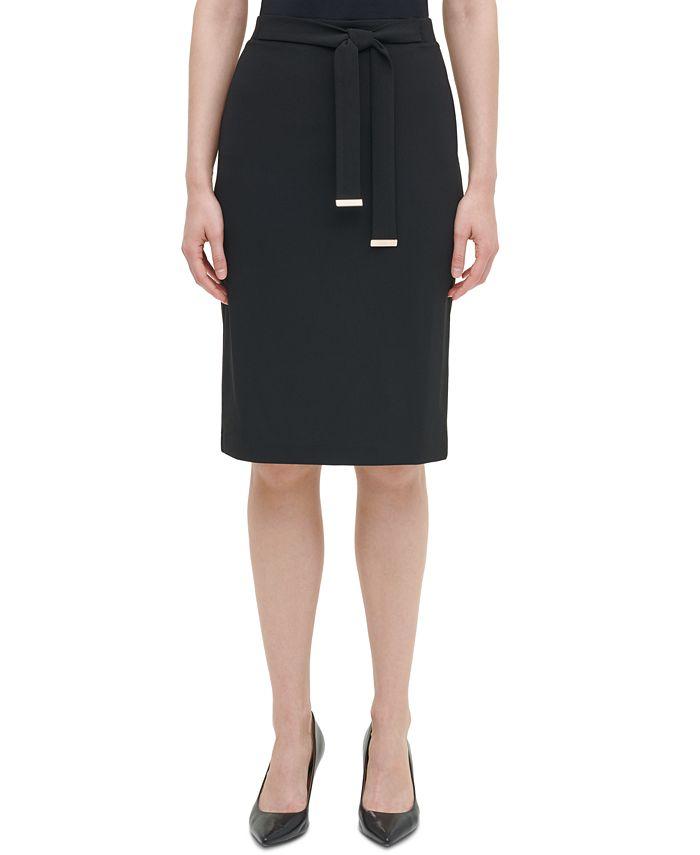 Calvin Klein - Stretch Skirt