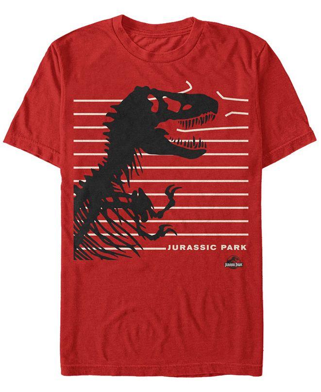 Jurassic Park Men's Breaking The Fence Short Sleeve T-Shirt