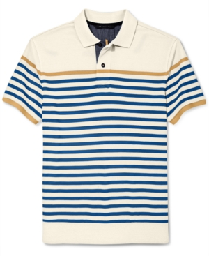 Sean John Shirt Flag Polo