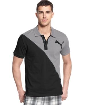 Puma Shirt Form Stripe Polo