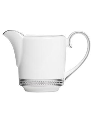Vera Wang Wedgwood Dinnerware, Moderne Creamer