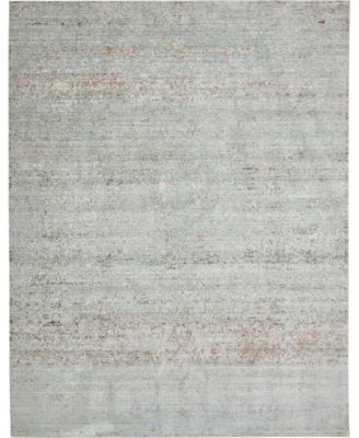 Malin Mal8 Gray 6' x 9' Area Rug