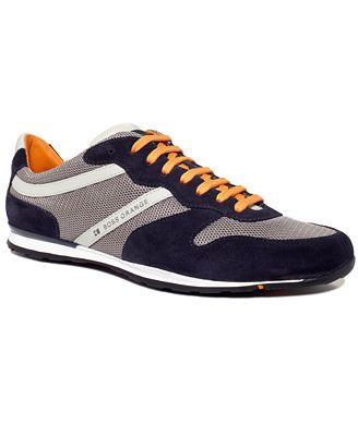 hugo boss shoes boss orange orlet lace sneakers shoes. Black Bedroom Furniture Sets. Home Design Ideas