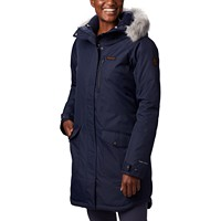 Columbia Womens Suttle Mountain Long Insulated Jacket Deals