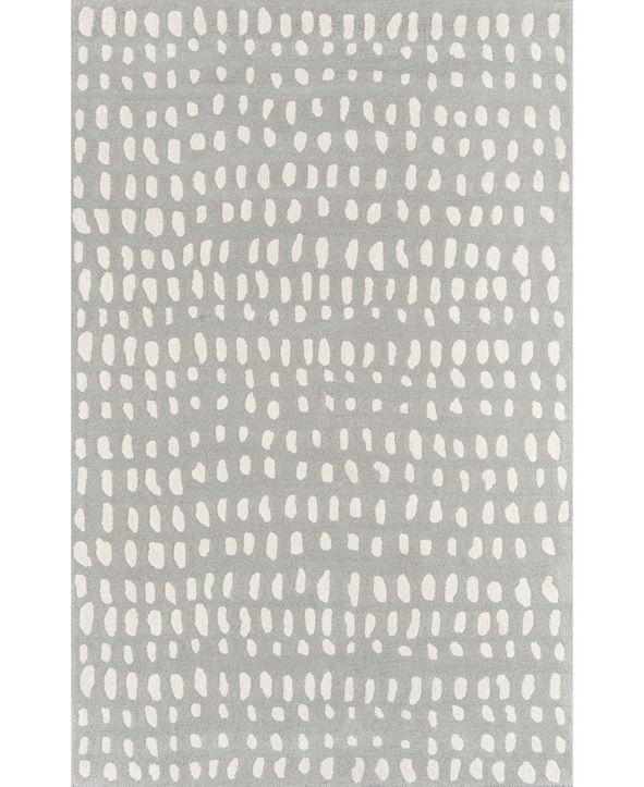 Novogratz Delmar Del11 Gray Area Rug Collection