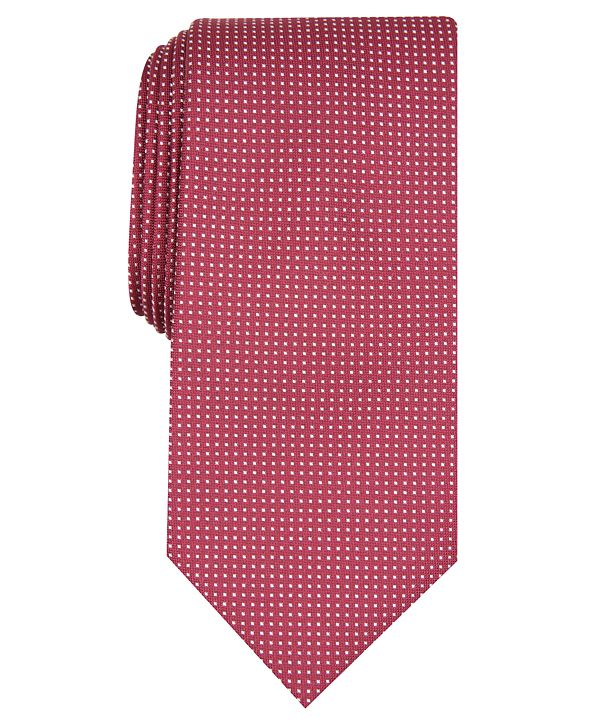 Club Room Men's Preston Dot Tie, Created for Macy's