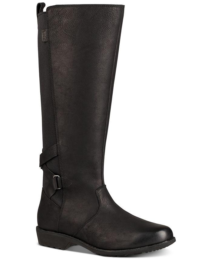 Teva - Women's Ellery Waterproof Tall Boots
