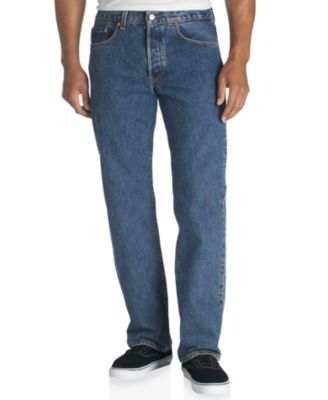 Image of Levi's Men's 501 Original-Fit Jeans