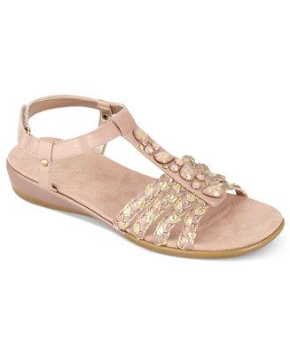 Easy Spirit Hattie Wedge Sandals Shoes Macy 39 S