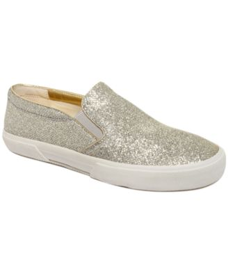 MICHAEL Michael Kors Shoes Boerum Slip On Sneakers Womens Shoes