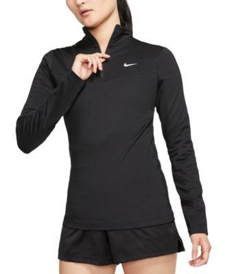 Nike Women's Pro Half-Zip Running Top
