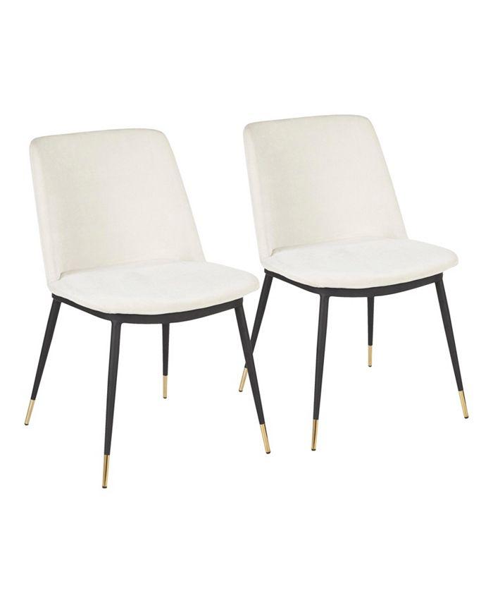 Lumisource - Wanda Dining Chair, Quick Ship (Set of 2)