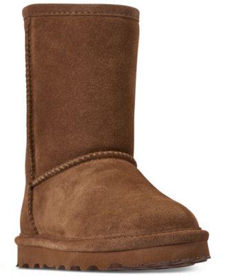 BEARPAW Little Girls' Elle Short Boots