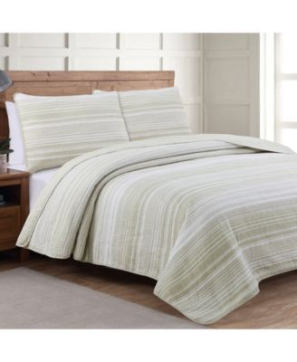 Estate Taj Full/Queen 3 Piece Quilt Set