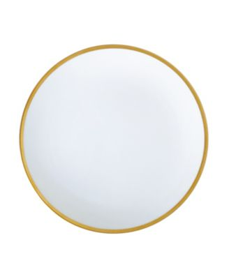 "Golden Edge 10"" Dinner Plate"