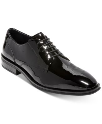 Dawes Grand Patent Leather Oxfords